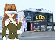 Sony Communication Space-uDa